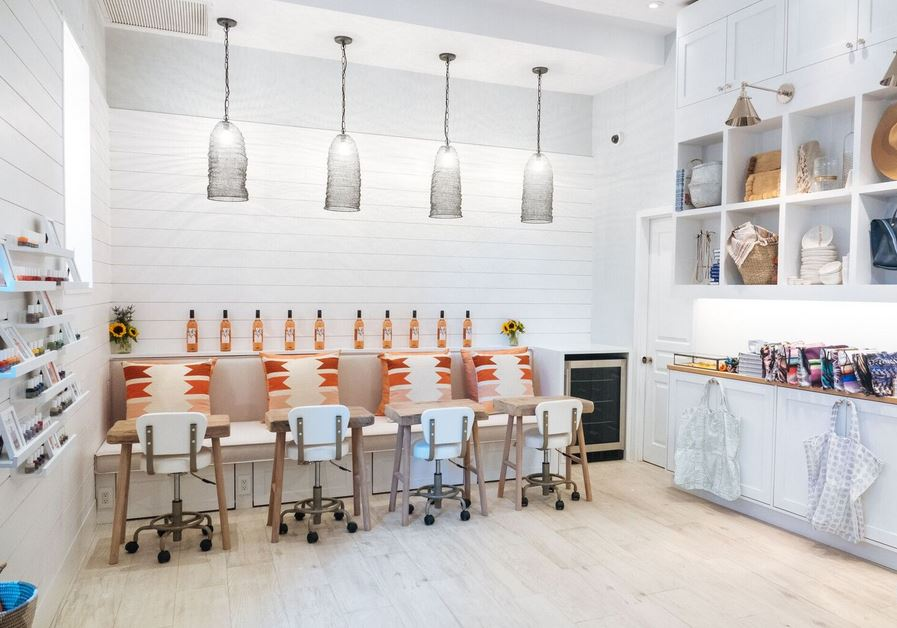 cote opens non-toxic nail salon New York City East Village