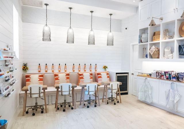 cote opens non-toxic nail salon New York City East Village