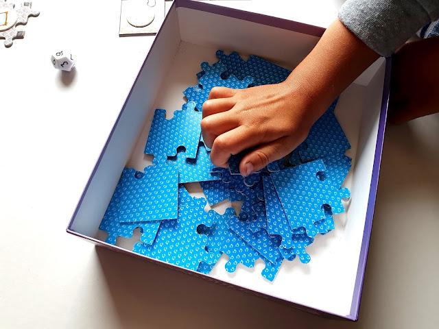 Tajemnica zamku - gra planszowa dla dzieci - planszówki dla dzieci - Wydawnictwo Kukuryku - pobudzamy wyobraźnię dziecka - gry i zabawki dla dzieci - blog rodzicielski - blog parentingowy
