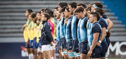 Argentina XV se impuso ante Brasil #SAR4N