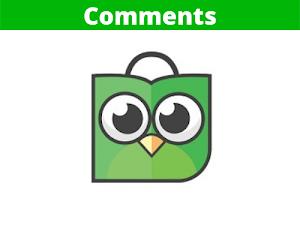 Jasa Komentar Diskusi Produk di Tokopedia (10 Comments)