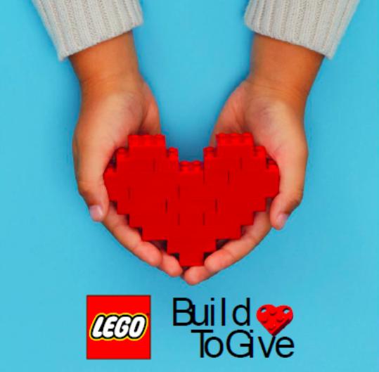 LEGO #buildtogive