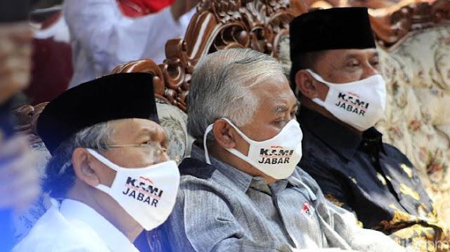 Benarkah Gatot Nurmantyo dan Din Syamsuddin Akan Gabung Partai Ummat?