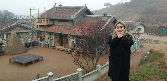 Crash Landing On You Fever: Filipina Migrant in Korea Visits Captain Ri Jeong Hyeok's House
