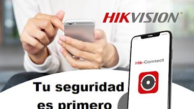 Hik-Connect : APP Hikvision