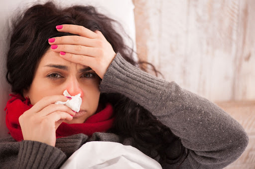 Sneezing and Sniffling--What Do YOU Do?