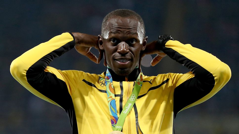 Olympic Champion Usain Bolt To Train With Borussia Dortmund