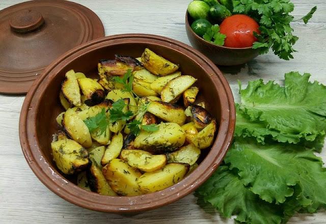 Božanstveno ukusan krompir za kratko vrijeme