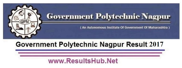 GP Nagpur 2017 Result Check