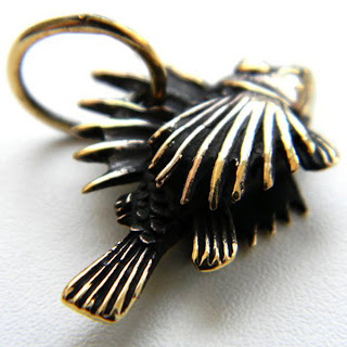 купить бронзовые украшения интрнет-магазин россия крым ру рыба ерш