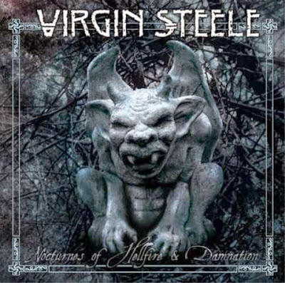 """VIRGIN STEELE: Ακούστε το """"Queen Of The Dead"""" απο το νέο album"""