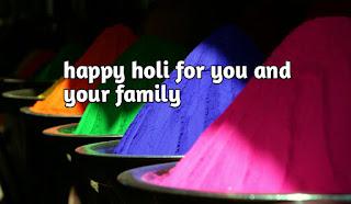 Happy holi wishing image