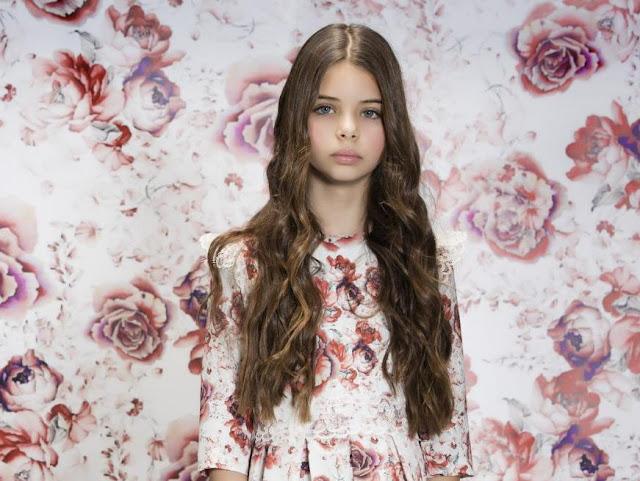 nenas peinados con ondas 2017