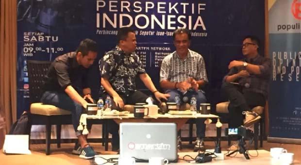 Pidato Prabowo Harus Menang Selisih 25 Persen Untuk Menjaga Militansi