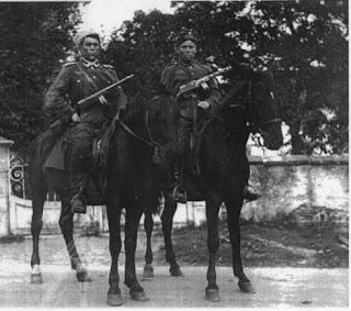 Resultado de imagen para batallón número 600 de cosacos del Don