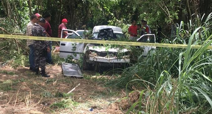 Hermana del actor Waddys Jaquez fue hallada muerta en su vehículo