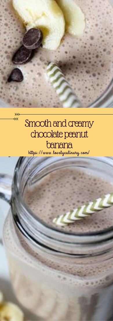 CAKE BATTER SMOOTHIE #smoothie #bananachoco