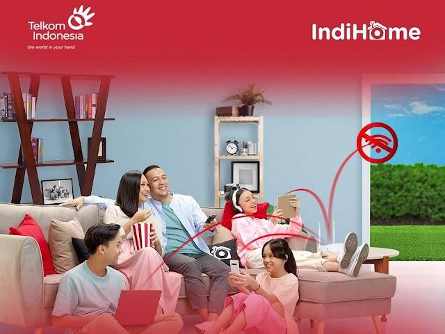 3 Rekomendasi Paket Internet Kuota Tak Terbatas Indihome untuk di Rumah