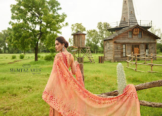Mumtaz Arts Lavanya  Pakistani Lawn Printed Suits Collection