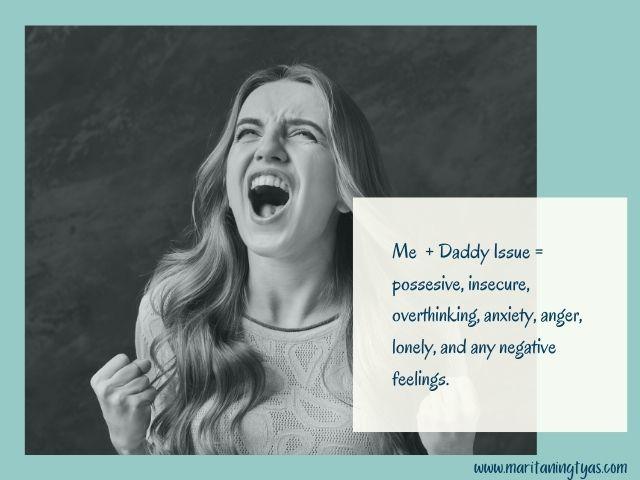 pengertian daddy issue