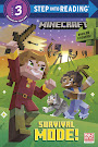 Minecraft Step Into Reading: Survival Mode! Book Item