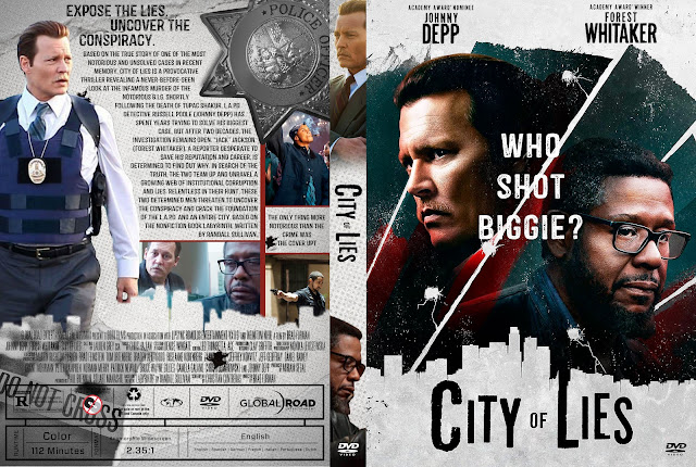 City of Lies DVD Cover
