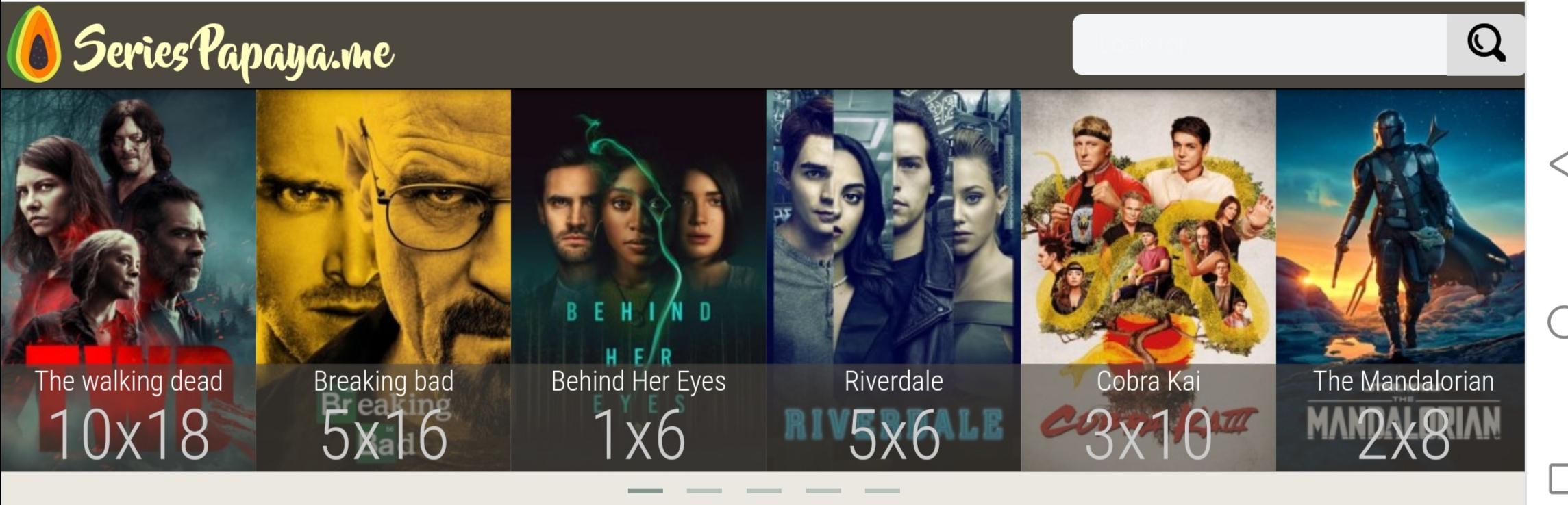 Seriespapaya movies HD download free