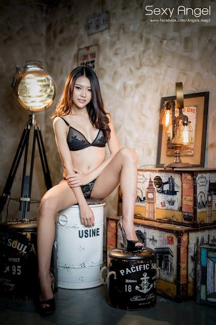 Hot girls Thai porn model Nirada Guernongkun 8