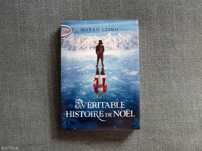 avis lecture la veritable histoire de noel marko leino