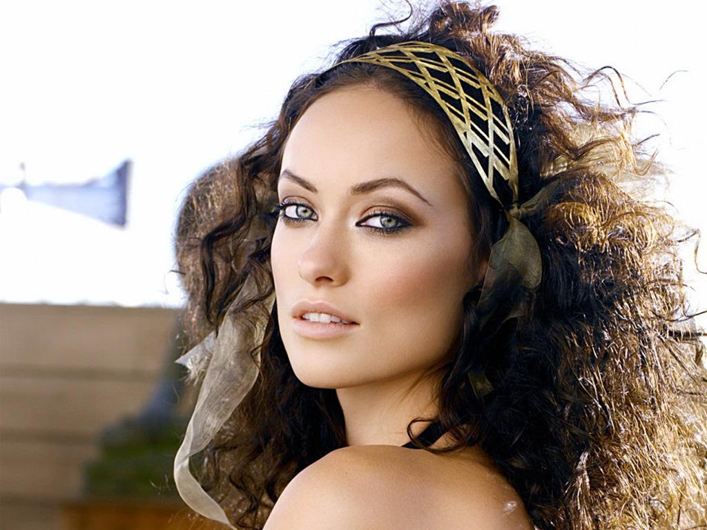 Sexy Girl Mit Langem Haar Bei Einem Casting