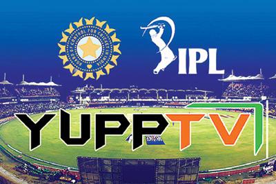 Yupp TV IPL
