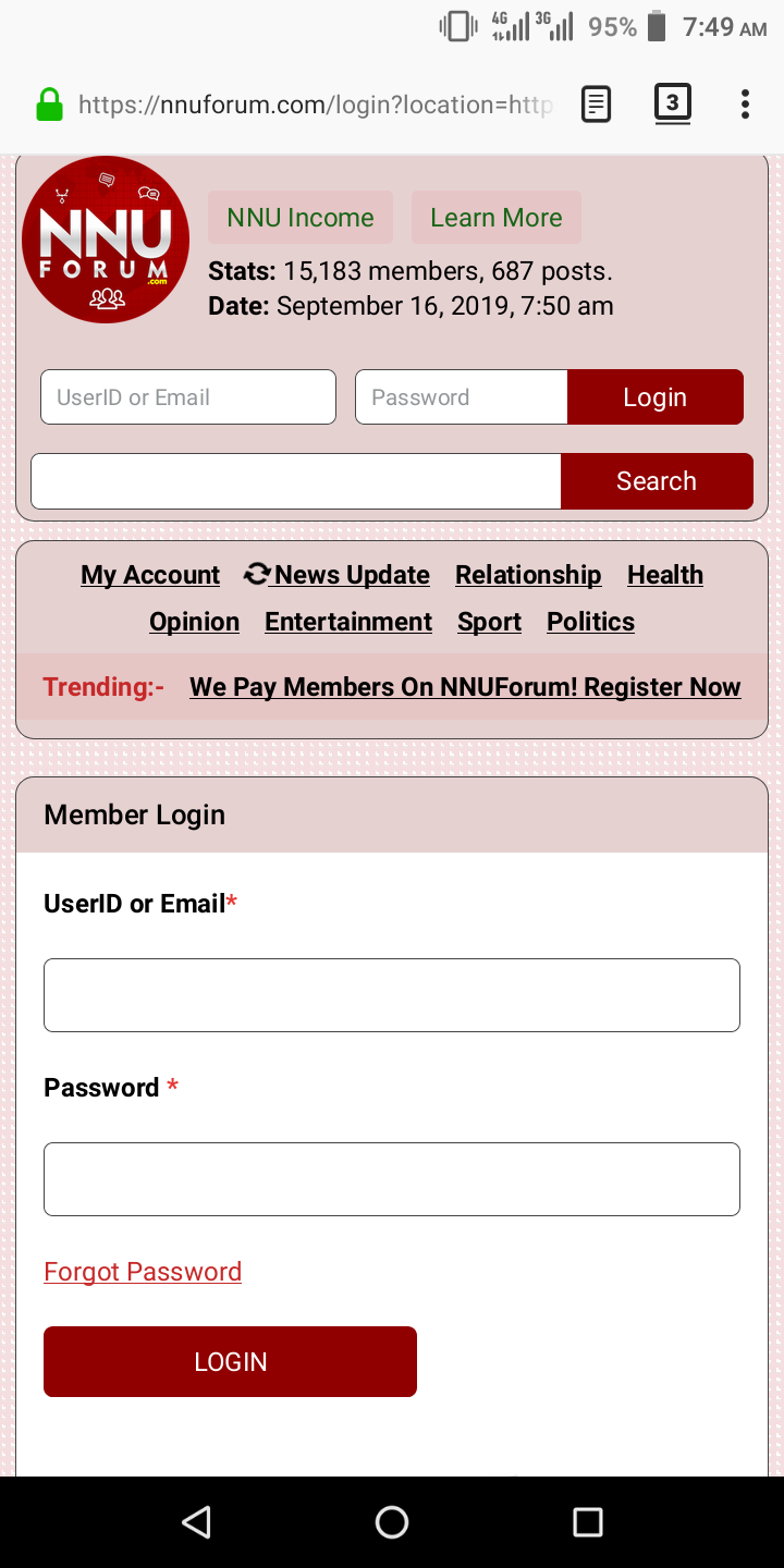 NNU FORUM V2 REVIEW: EARN MORE MONEY