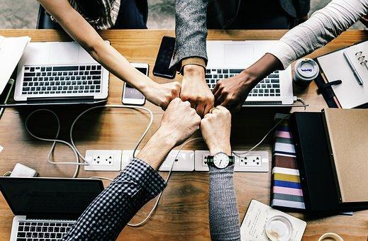 teamwork, kerja, teman kerja, kantor, teman kantor, kerja tim, kompak