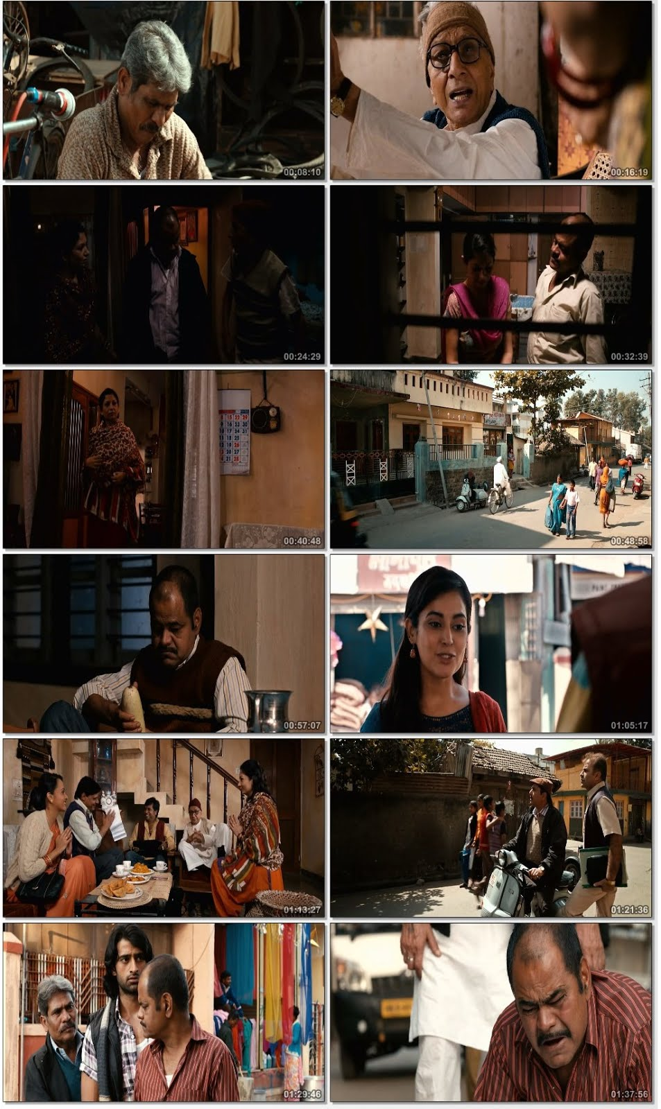 Screen Shot Of Saare Jahaan Se Mehnga... 2013 Full Movie Free Download HD 720P Watch Online