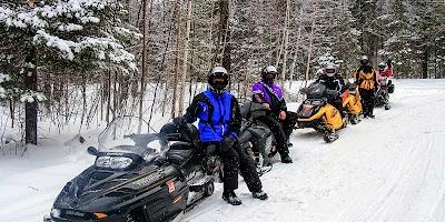 Top 4 Wisconsin Northwoods Snowmobile Destinations