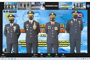 Memperingati Hari Bhakti TNI AU di Pangkalan TNI AU, Lanud Sam Ratulangi Manado Ziarah ke Makam Pahlawan