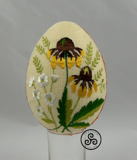 Jajko z haftem