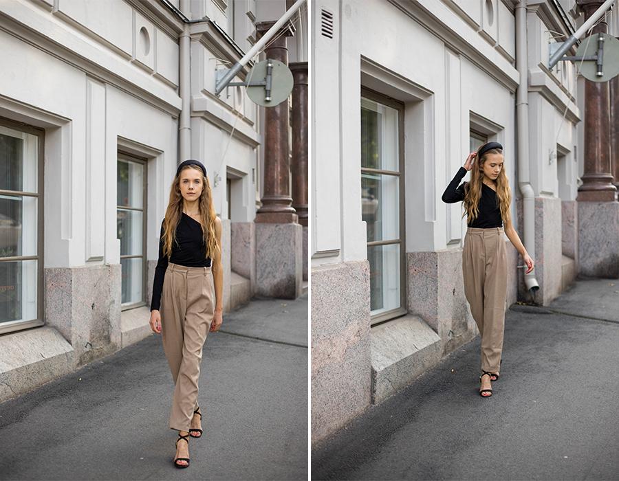 Inspiraatiota syyspukeutumiseen // Autumn fashion inspiration
