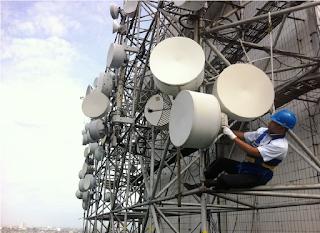 Jaringan 4.5G LTE Indosat Ooredoo