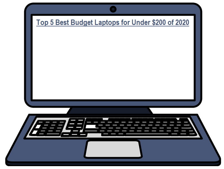 Best Budget Laptops Under $200