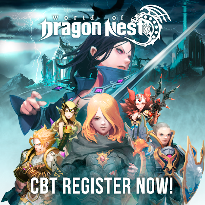 Dragon Nest to Launch Open-World Version: World of Dragon Nest | Closed Beta Test Registration Starts