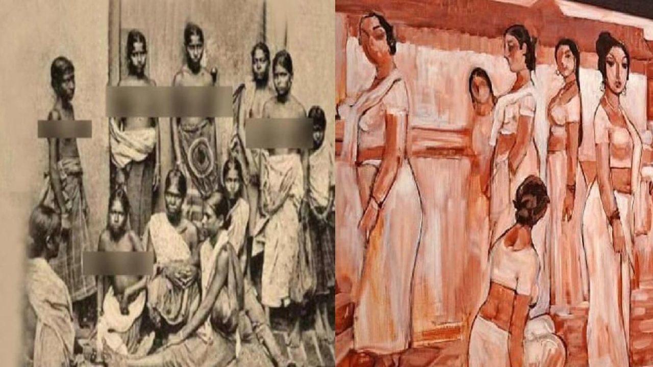 ಸ್ತನ ತೆರಿಗೆ : Breast Tax : Story of Nangeli in Kannada