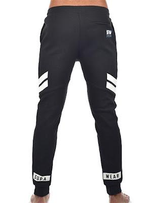 Supawear Storm Sweatpants Back Detail Gayrado Online Shop