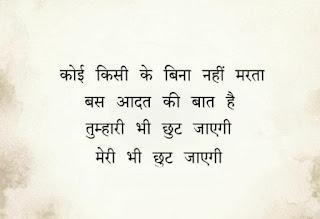 whatsapp status hindi shayari,new love status in hindi