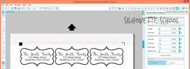 Silhouette, Silhouette printable foil, printable foil, Silhouette tutorial, Silhouette Studio