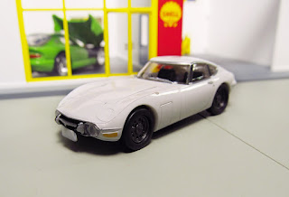 f-toys toyota 2000gt