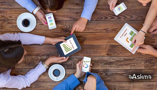 25 Invaluable Social Media Marketing Apps for Your Smartphone: eAskme