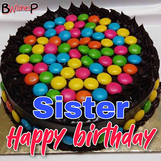 Happy Birthday Sister wishes Images