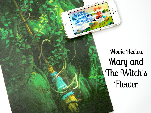 Mary and The Witch's Flower: Movie Review