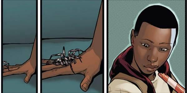 Asal Kekuatan Spider-Man Miles Morales